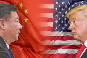 Xi-Trump photo