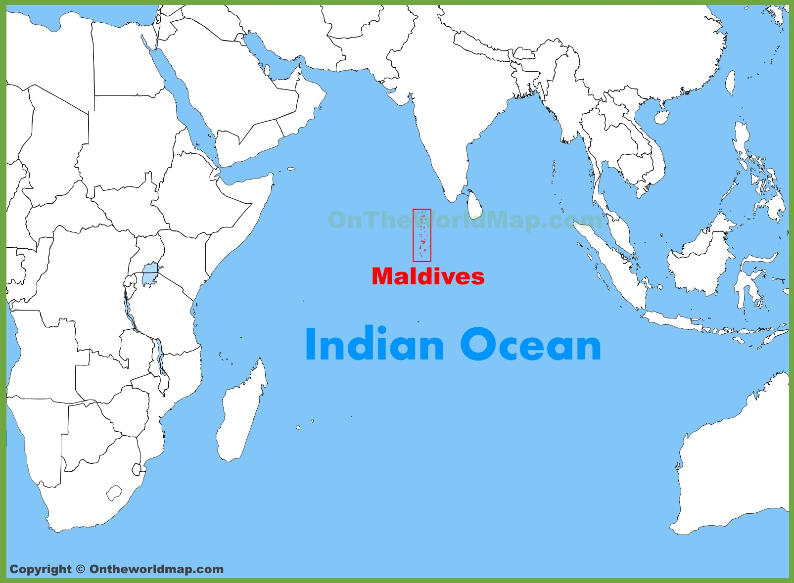 The Maldives The Moment Of Truth Stagecraft And Statecraft