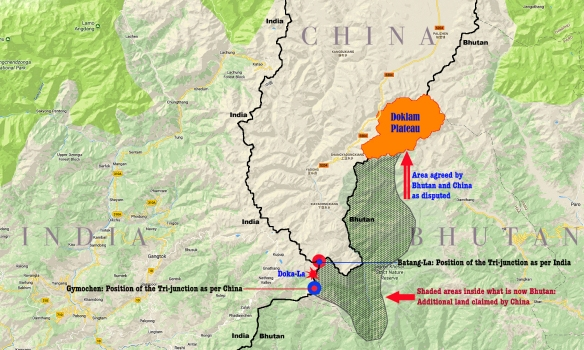 Doklam Exemplifies China S Broader Recidivism In Himalayas