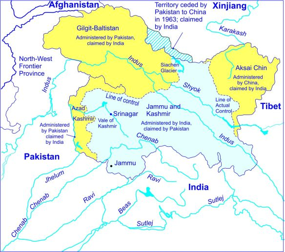 Indus-system rivers